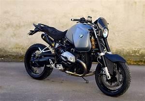 Racing Caf U00e8  Bmw R 1200 Gs
