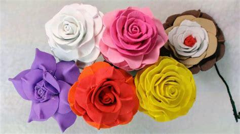 Collection of Como Hacer Flores De Fomi Como Hacer