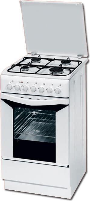 Indesit Cucina A Gas 4 Fuochi Forno Elettrico Con Grill
