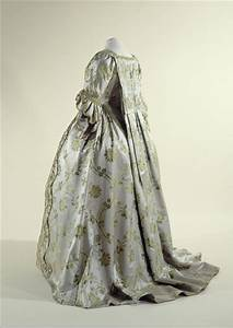 robe a la francaise quotsack back gownquot image 2 french With robe sac