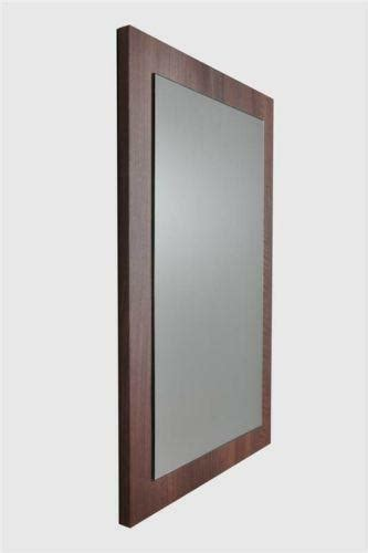 Walnut Bathroom Mirrors by Walnut Bathroom Mirror Ebay