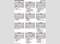 Calendar With Holidays Download 2018 calendar with holidays