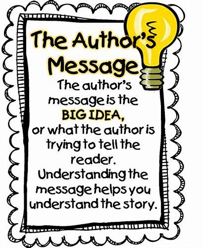 Message Grinch Author Authors Anchor Chart Grade