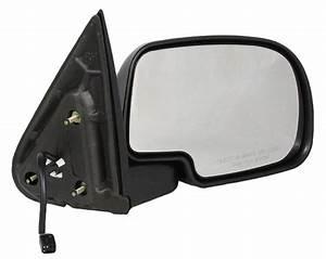 New Right Door Mirror Fits Chevrolet Silverado 1500 2500 3500 Hd 1999