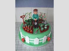 1000+ images about syd on Pinterest Garden cakes, Garden