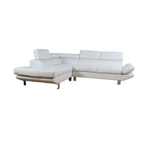 canape d angle blanc cuir photos canapé d 39 angle cuir blanc pas cher