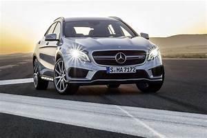 Nouveau Mercedes Gla : mercedes gla 45 amg 2014 moteur sortie et prix du suv ~ Voncanada.com Idées de Décoration