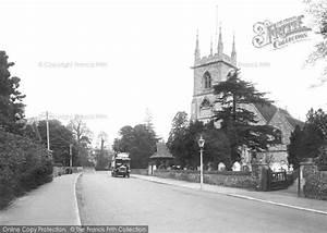 Photo Of Ewell  St Mary U0026 39 S Church 1925