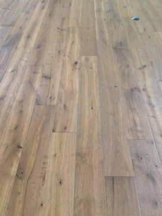 aged  smoked french oak flooring installation ocala