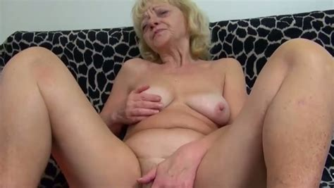 This Horny Granny Is Having Sex With Me And Enjoying Some