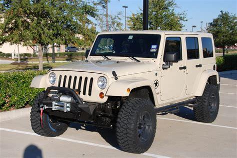 matte tan jeep mojave sand dream car pinterest