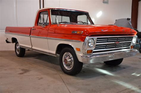 1968 Ford Ranger   Leadfoot MuscleCars
