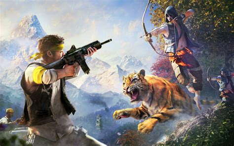 Far Cry 4 2018 Wallpapers Wallpapers Hd