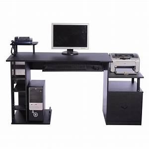 Petit Bureau Pour Ordinateur : meuble bureau gaming le coin gamer ~ Teatrodelosmanantiales.com Idées de Décoration