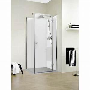 lot de 2 panneaux muraux pour douche et salle de bains 90 With porte de douche coulissante avec panneaux muraux pour renovation salle de bain