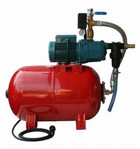 Pompe A Eau Surpresseur : groupe surpresseur automatique 60l avec pompe jet kw ~ Dailycaller-alerts.com Idées de Décoration