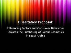 Dissertation Proposal Presentation Write My Essay Service Research