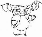 Gremlins Malvorlage Misti Malvorlagan sketch template