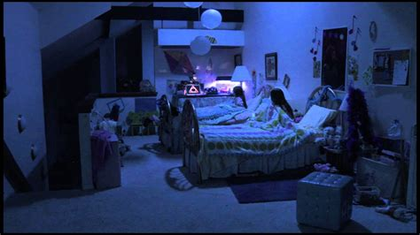 paranormal activity  clip blanket youtube