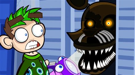 Five Nights At Freddy S Animated Wallpaper - five nights at freddy s 3 4 animation jacksepticeye