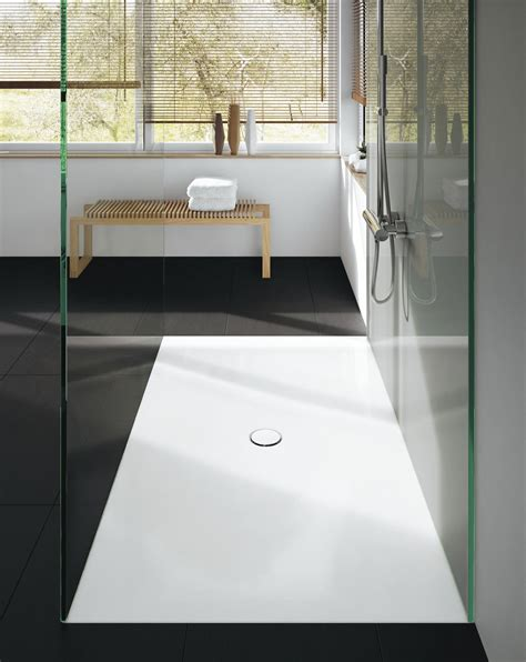 piatto doccia kaldewei piatto doccia filo pavimento rettangolare in acciaio