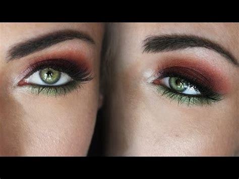 green eyes pop makeup tutorial  green eyes makeupandartfreak youtube