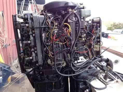 Xr2 Boat Engine by Used 1985 Mercury 150 Xr2 Elpto 150hp Outboard Boat Motor