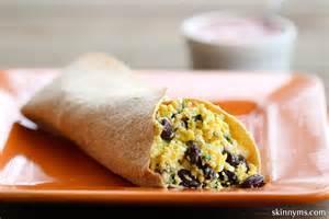 Protein Breakfast Burrito