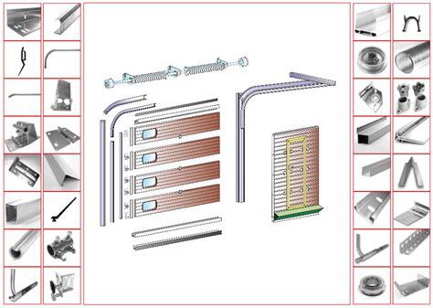 garage door parts supply pasedo garage doors producer poland sectional doors parts