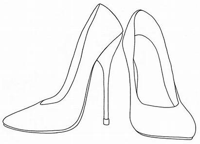 Pages Coloring Printable Colouring Own Heel Cliparts