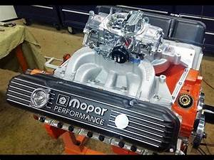 440 Chrysler Mopar Engine Building Part 10