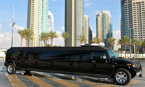 Limo Deals by Exclusive Hummer Limousine For Up To 18 For Only