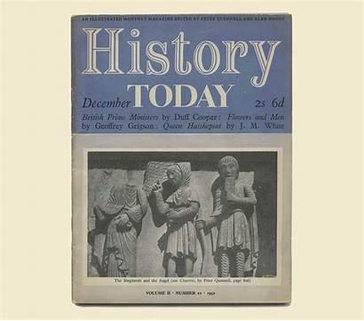 Magazine History Today Historytoday