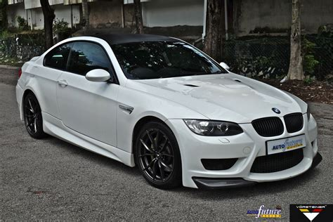Bmw 335i by Bmw E92 335i Equipped With Vorsteiner S V Ff 108
