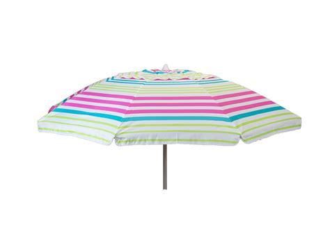 Destinationgear 7 Ft Beach Umbrella Pink Stripe With