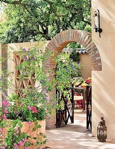 Innenhof Spanischer Häuser : interesting garden design amazing idea balkon trasse garten pinterest bier balkon ~ Udekor.club Haus und Dekorationen