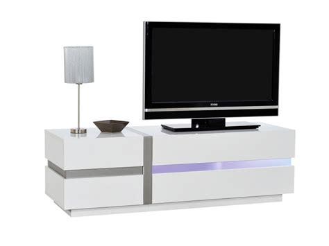 meubles tv blanc laque pas cher meuble tv dangle blanc laque pas cher id 233 es de d 233 coration et de mobilier pour la conception de