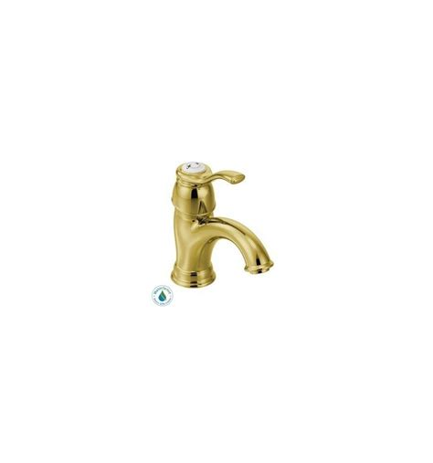 moen kingsley faucet polished brass faucet 6102p in polished brass by moen