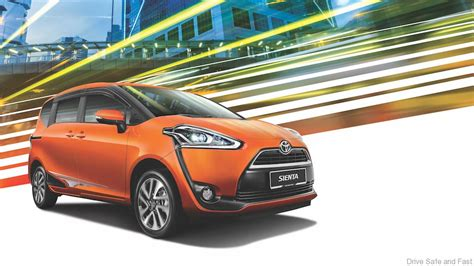 Toyota Sienta Backgrounds by Toyota Sienta Launched In Malaysia 7 Seater Modern Mpv