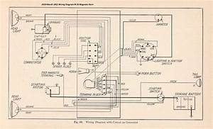 Model T Ford Forum  Exploded Wiring Diagram For A 1920 T
