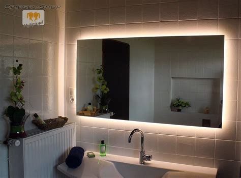 Badezimmer Spiegelschrank Joop by Led Badspiegel Spiegel Nach Ma 223 Mit Beleuchtung