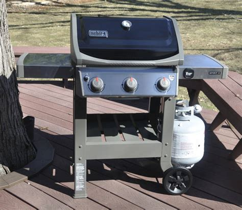 Weber 310 Spirit by Weber Spirit Ii E 310 Gas Grill Review