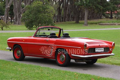 renault dauphine convertible sold renault floride convertible auctions lot 1 shannons
