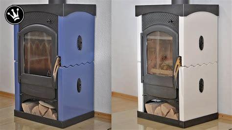 Verkleidung Und Wärmespeicher Für Den Kachelofen