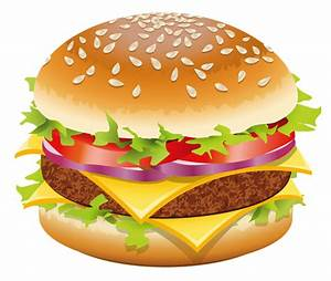 Hamburger PNG Vector Clipart Picture | Gallery ...