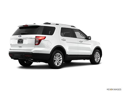 Findlay Ford by Findlay Oxford White 2013 Ford Explorer Used For Sales