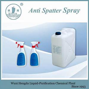Anti Spatter Spray For Aluminum Welding Suppliers And