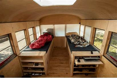 Bus Mobile Modern Cabin Student Gifs Bed