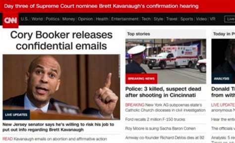Cory Booker's 'Spartacus' Moment Was Complete BS - The
