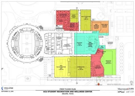 recreation center floor plans find house plans